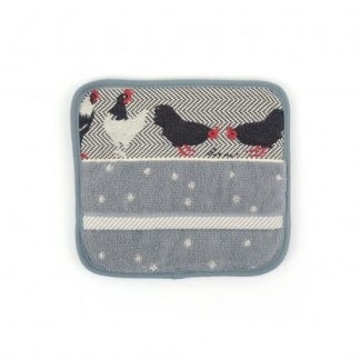 Bunzlau Pannenlap Small Chicken Grey