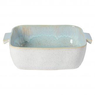 Eivissa Ovenschaal Vierkant 32 cm - Sea Blue