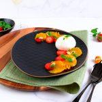 Burrata met Sinaassappel