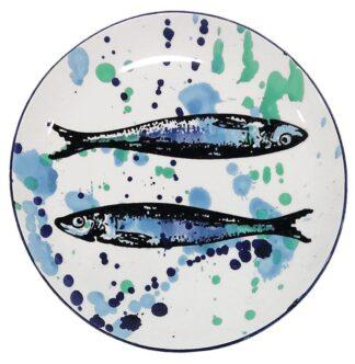 Tudo Taste Wet Painting - Bord 19cm