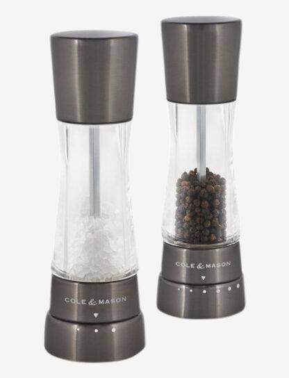 Cole & Mason Peper- en zoutmolen Derwent 19cm