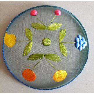 Vliegenkap fruit ø 35,5 cm