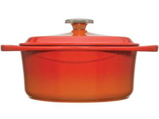 Berndes Braadpan Oranje - 24 cm